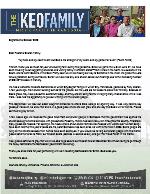 Kounaro Keo Prayer Letter: Unwavering Faith of Our Supporters