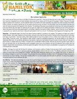 Keith and Kelly Hamilton Prayer Letter: More Lockdown Opportunities