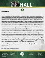 Baraka Hall Prayer Letter: Teamwork Makes the Dream Work
