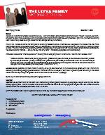 Ricardo Leyva Prayer Letter: I Believe the Gospel!