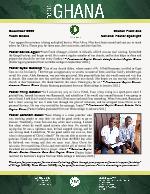 Team Ghana National Pastor Spotlight: A Question a Street Preacher Could Not Answer