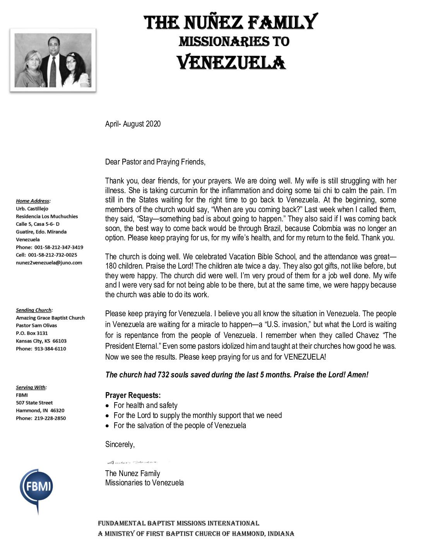 thumbnail of Andres Nunez Apr-Aug 2020 Prayer Letter – Revised