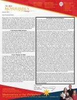 Mike Morrissey Prayer Letter: Truth Baptist Bible Institute
