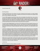 Mark Rader Prayer Letter: The Open-Air Meeting