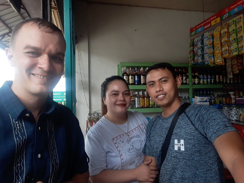 FBMI Missionary Michael Morrissey Prayer Letter Picture