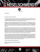 Brian Heselschwerdt Prayer Letter: We're at 50%!