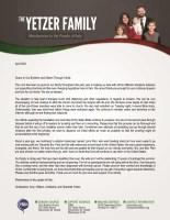 thumbnail of Christopher Yetzer April 2021 Prayer Letter – Revised