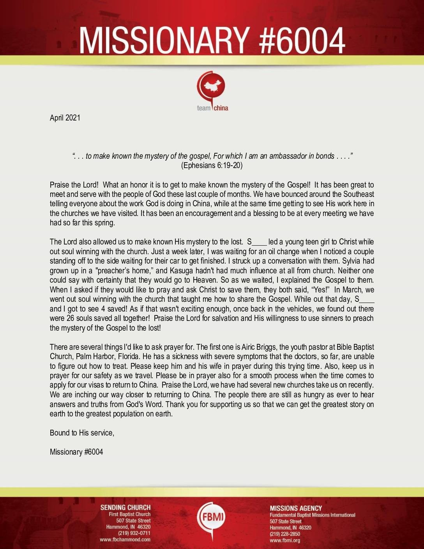 thumbnail of M6004 April 2021 Newsletter – Revised