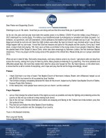 Paul Lung Prayer Letter: The Crying Voices From Myanmar!