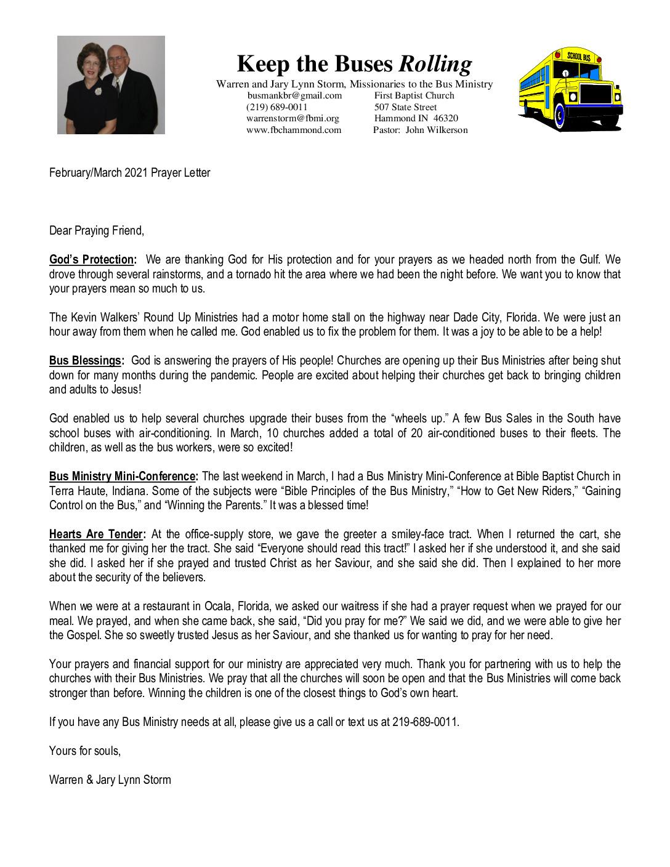 thumbnail of Warren Storm Feb-Mar 2021 Prayer Letter