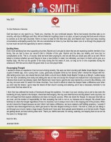 Missionary #6013 Prayer Letter: Exciting News!