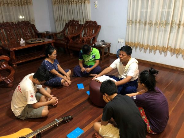 FBMI Missionary Paul Lung Prayer Letter Picture