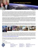 James and Linda Belisle Prayer Letter: Conferences in Nigeria