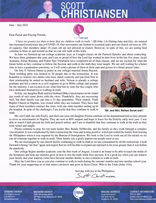 thumbnail of Scott Christiansen Jun-Jul 2021 Prayer Letter