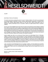 Brandon and Ali Heselschwerdt Prayer Letter: Soul-Winning Highlights of the Month