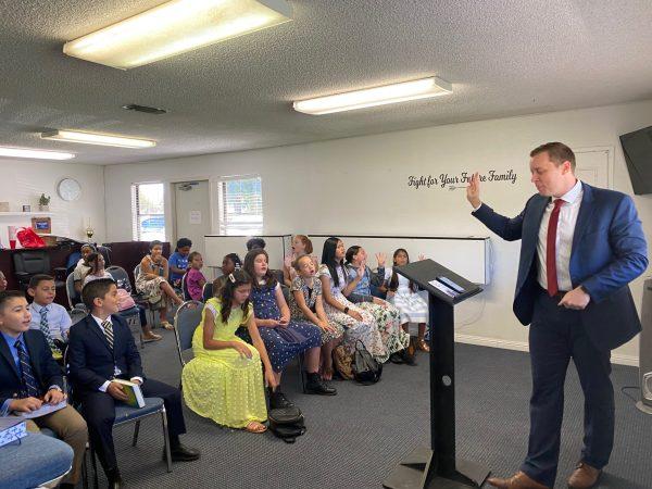 FBMI Missionary Brendan Morgan Prayer Letter Picture