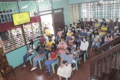 FBMI Missionary Ian Vincent Prayer Letter Picture