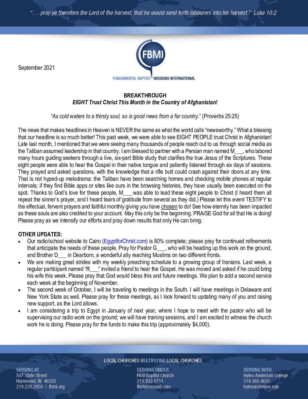 thumbnail of M6505 September 2021 Newsletter