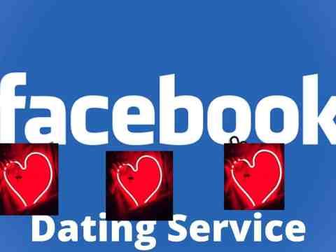 Facebook dating service