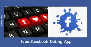 free facebook dating app