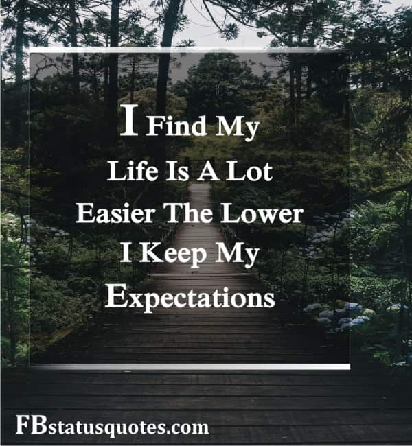 Positive Expectations Quotes