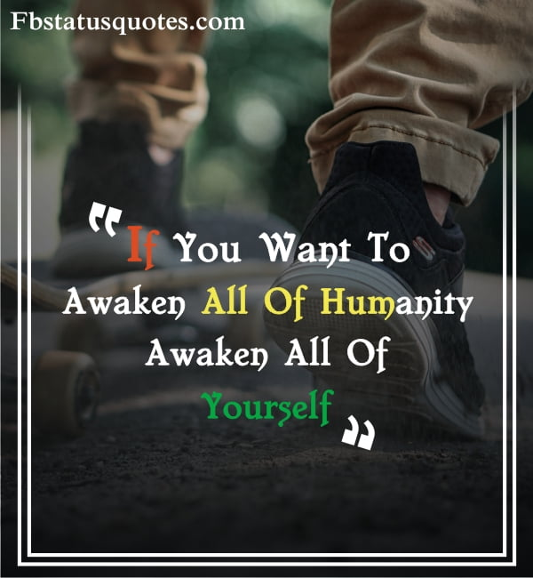 Quotes On Human Rights » If You Want