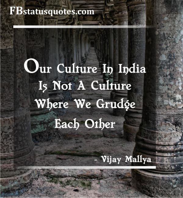 Quotes On Culture And Tradition