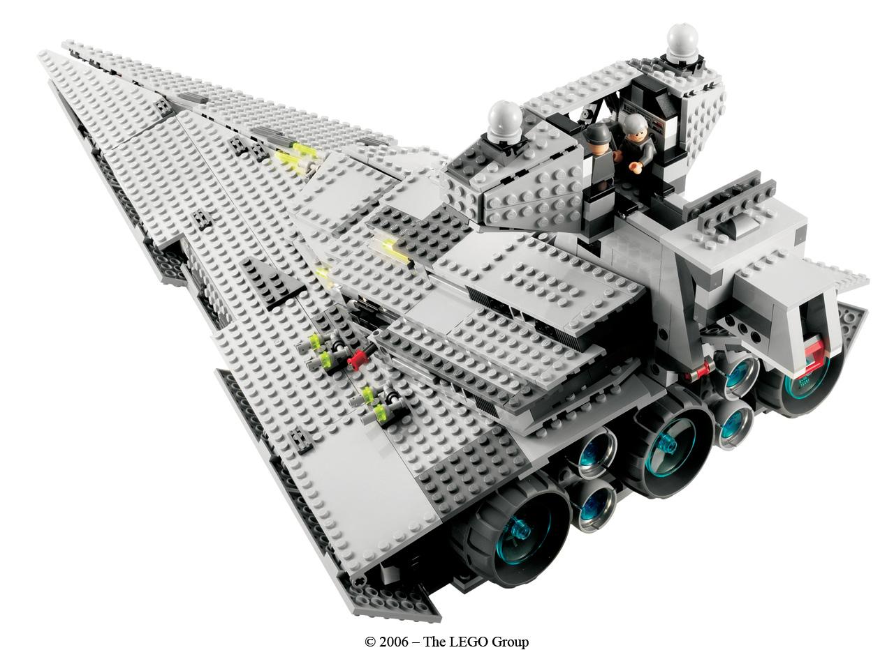 LEGO 6211 Star Wars Imperial Star Destroyer von 2006 ...   Lego Star Destroyer 6211