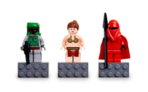 Boba Fett, Slave Leia, Royal Guard