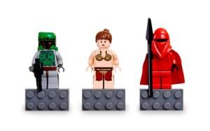 Boba Fett, Slave Leia, Royal Guard