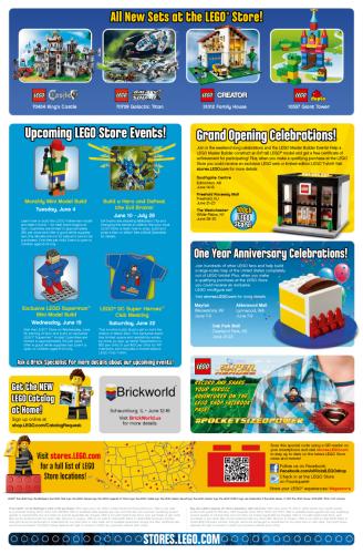 June Store Calendar Page 2