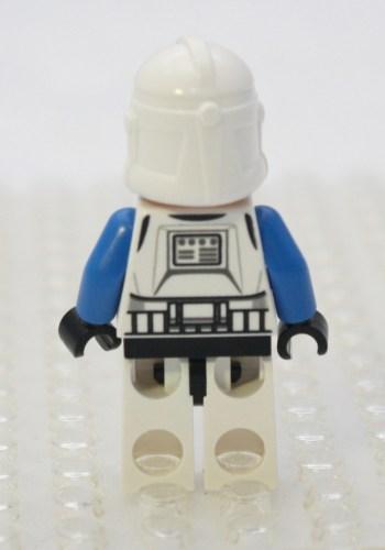 501st Clone - Back