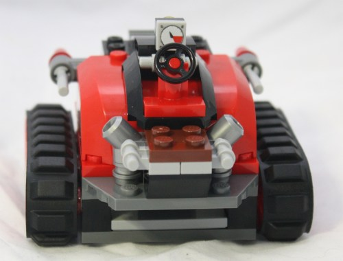 Bane's Tunneller - Back