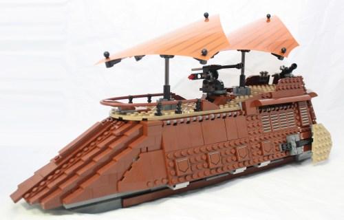 Sail Barge - Model