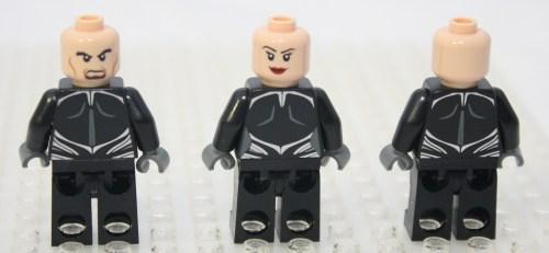 The Bad Guys - Back Alt-Faces