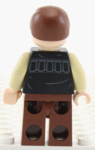 Han Solo - Back