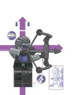 Hawkeye #15 - LEGO Variant