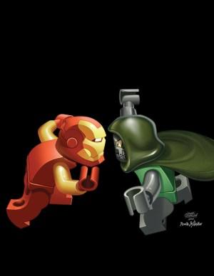 New Avengers #11 - LEGO Variant