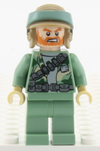 Rebel Commando (Beard)