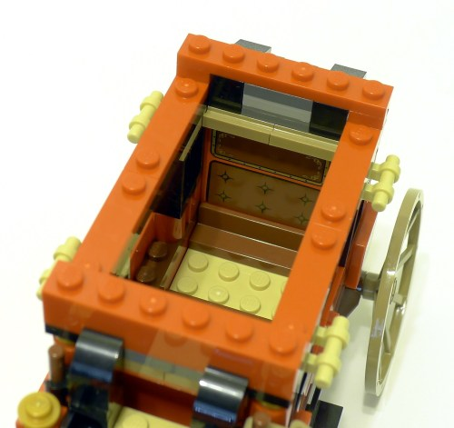 79108 Stagecoach Interior Without Red