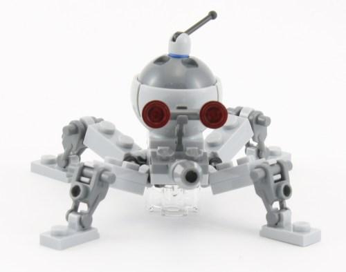Dwarf Spider Droid - Front