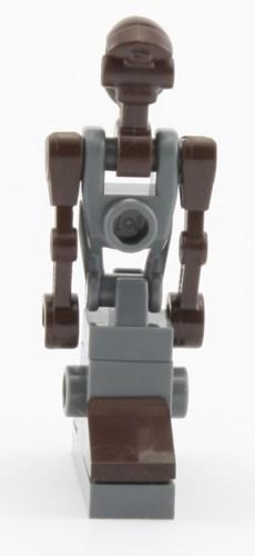 Pilot Droid - Back