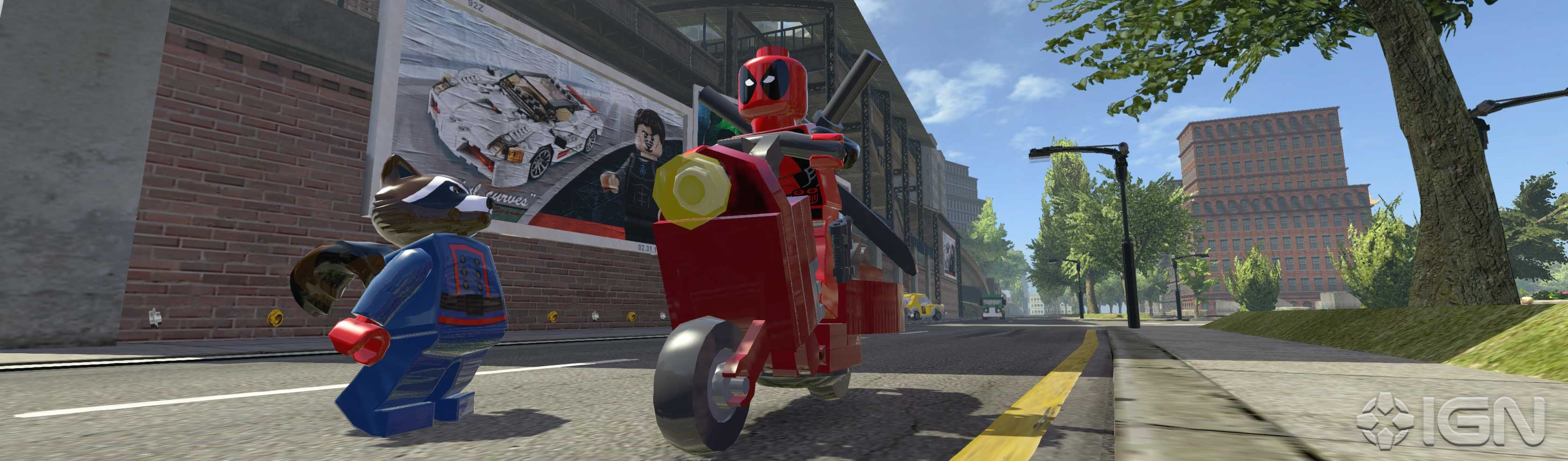 Lego Marvel Super Heroes Vehicles Revealed Fbtb