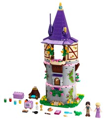 41054 Rapunzel's Creativity Tower 2