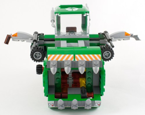 70805 - Chomper Front Open