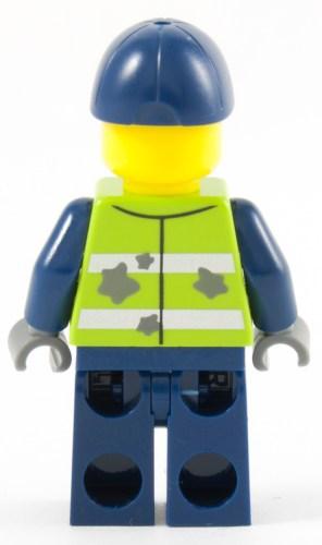 70805 - Garbage Man Dan Back