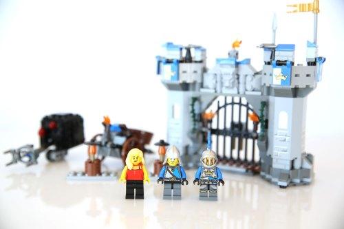 70806 Castle Cavalry - 1