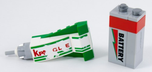 70809 - Glue and Battery