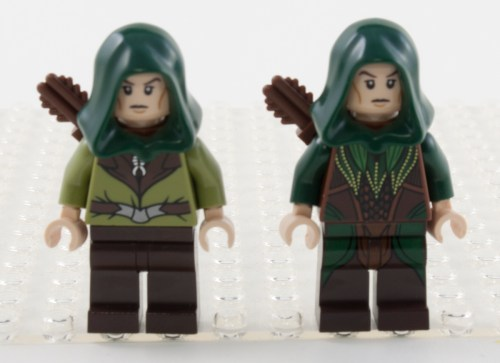 79012 - Mirkwood Elf Comparison