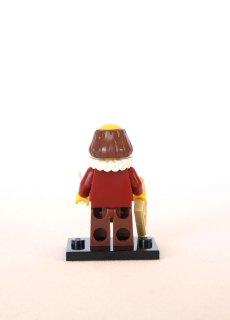The LEGO Movie Minifigures - Shakespeare 2